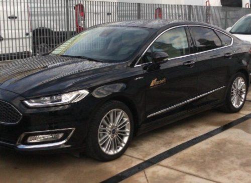 Auto sostitutiva VIP Carrozzeria Piacenti