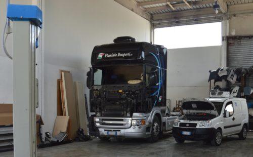 Riparazione grandi veicoli 2