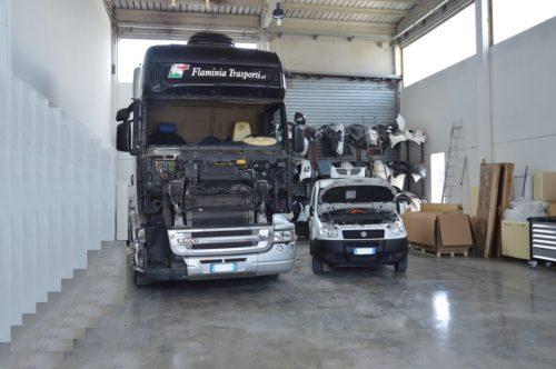 Riparazione grandi veicoli 4