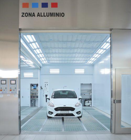zona alluminio
