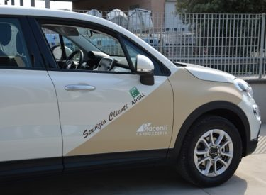 Carrozzeria Piacenti - Auto sostitutiva